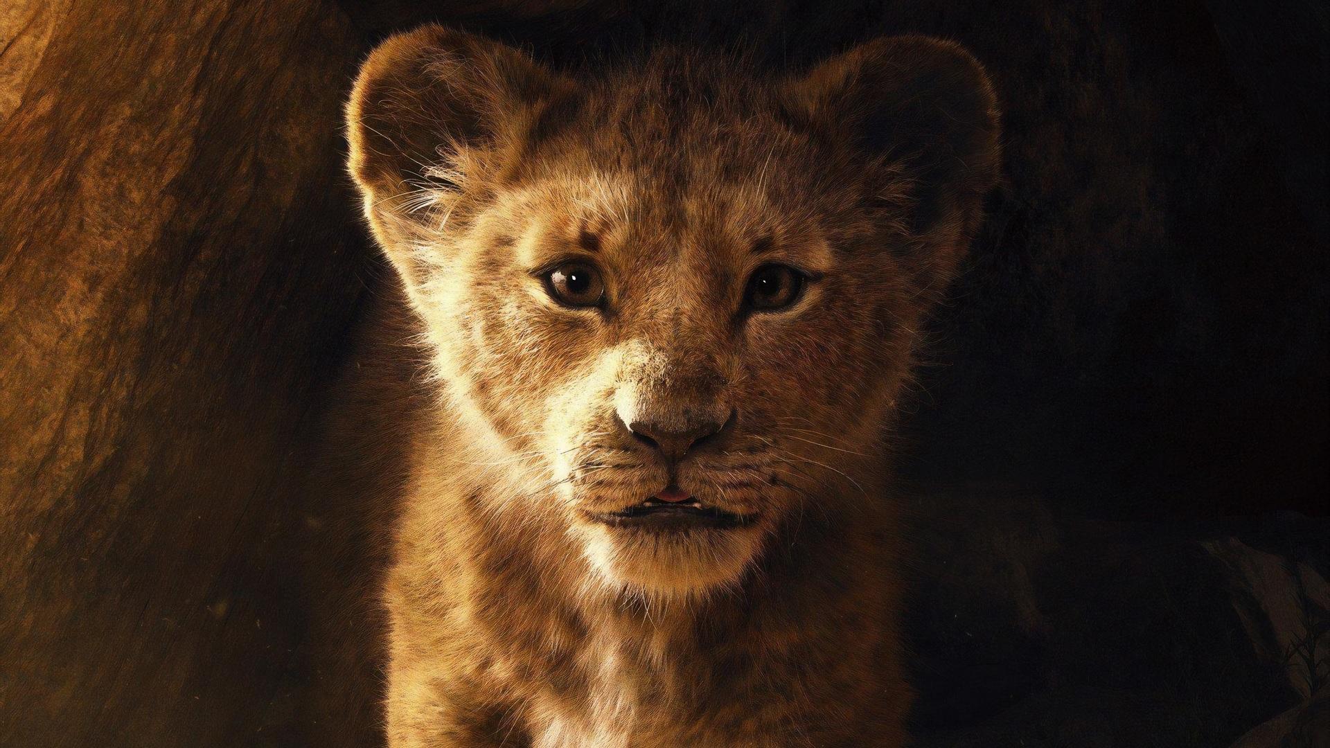 мультфильм король лев 2019 года